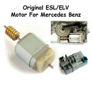 New elv esl steering lock motor wheel motor for mercedes for Steering wheel lock mercedes benz