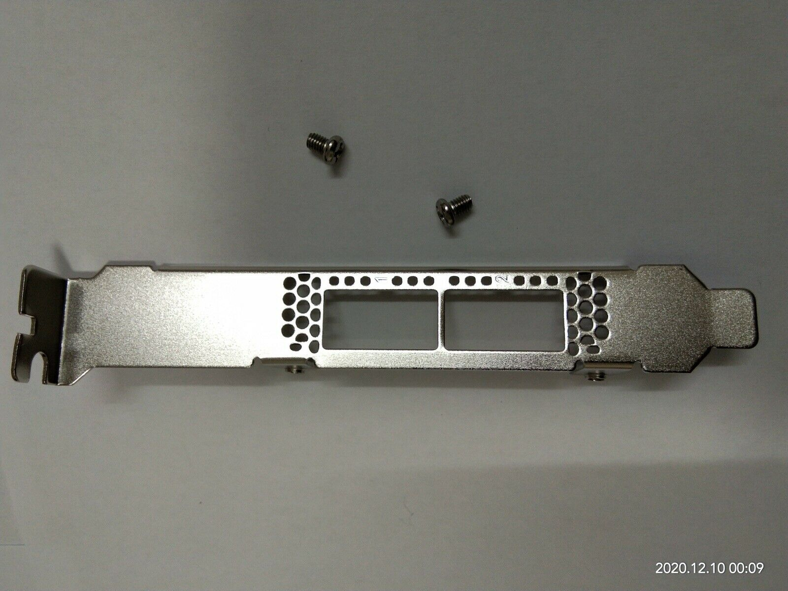 5pcs Full Height Bracket for CX416A MCX416A CX456A MCX456A CX556A MCX556A