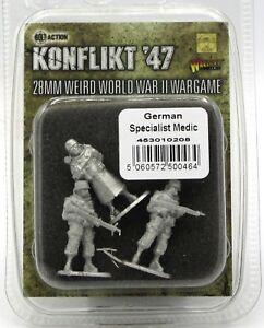 Konflikt-039-47-453010208-German-Specialist-Medic-amp-Bodyguards-Weird-War-Infantry