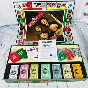 Monopoly-034-A-Christmas-Story-034-Collector-Ed-2009-Ages-8-2-6-Players-Preowned