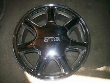 """1992-1997 CADILLAC SEVILLE STS  FACTORY CHROME 16"""" WHEEL WITH CENTER CAP"""
