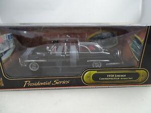1-24-Road-Signature-Presidentiel-1950-Lincoln-Cosmopolitan-Bubble-Top-Noir