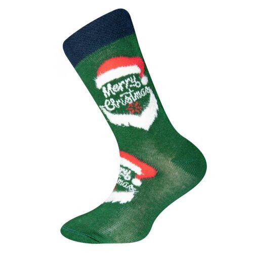 ewers Socken Jungen Herren Merry Christmas Loden Gr 35-38 39-42 43-45 46-48 NeU