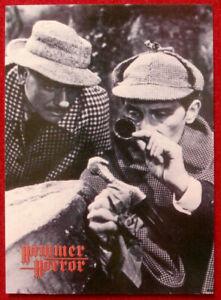 HAMMER HORROR - Series 2 - Card #087 - Death On The Moor - Cornerstone 1996