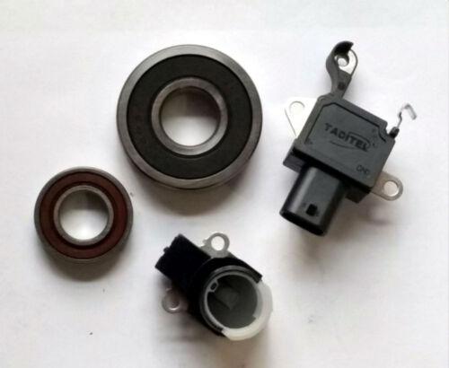 Brushes Bearings Alternator Rebuild Kit 2004-2006 SRX STS 4.4L 4.6L Regulator