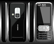 Nokia 6120 Classic Black  With Front Camera Seller Refurbished Mobile Phone.