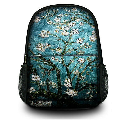 Blue Tree Women's Travel Satchel Shoulder Bag Backpack School Rucksack Bookbag