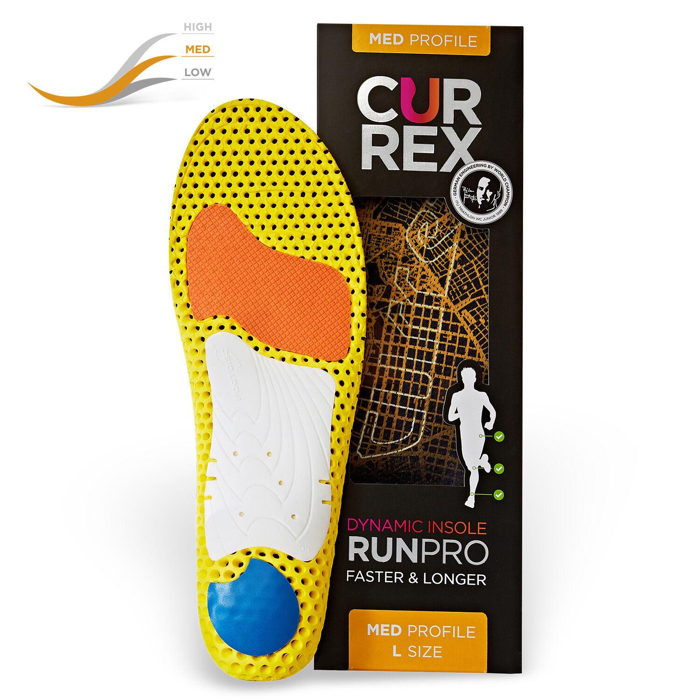 CurrexSole RUNPRO MED 2018 Einlegesohlen Running currex currex currex von den Laufexperten c709dc