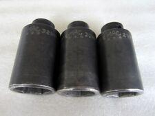 New Listingmac Tools 12 Drive 29mm 30mm 32mm 6pt Deep Impact Sockets Vdp6 Usa