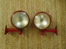 International Farmall Factory Oem Tear Drop Head Light Assemblies A B C H M Cub