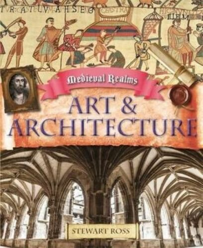 1 of 1 - Medieval Realms: Art and Architecture-ExLibrary
