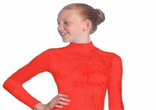 Long Sleeve ROCH VALLEY Leotard Girls Ladies Dance Gymnastics Ladies Leotard