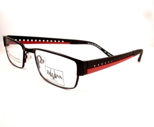 Invest New Bulova Williston Black Interchangeable Eyeglasses Women ...
