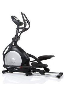 Fitness & Jogging Finnlo Ellipsentrainer Ellypsis E1000 by Hammer Topzustand