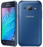 Brand New Samsung Galaxy J1 SM-J100H BLUE Single Sim (Unlocked) Smartphone