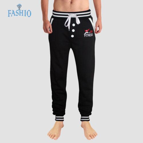 Men/'s ACTIVE FLEECE SLIM Pantalon De Survêtement Survêtement Athlétique Jogging Running Pantalon