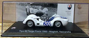 DIE-CAST-034-TIPO-60-TARGA-FLORIO-1960-MAGLIOLI-034-MASERATI-100-YEARS-COLLECTION