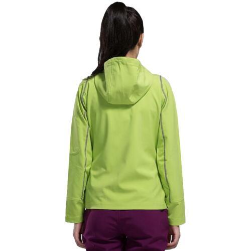 10.000mm Wassersäule 33,000ft Damen Outdoor Softshell Jacke Ciara