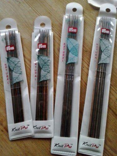 Knit Pro Nadelspiel  Design-Holz Prym