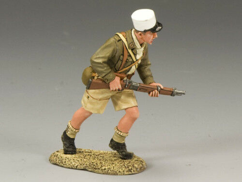 KING AND COUNTRY Legionnaire Advancing & Rifle EA051 EA51