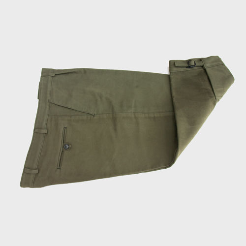 OLIVE MOLESKIN BREEKS PLUS 2s SHOOTING HUNTING WALK