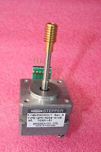 12V; 1.8° NEW Minebea Astrosyn Hybrid Stepping Motor Stepper 14PM-M204 6 wire