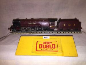 Hornby Dublo 3 Rail LMS Duchess Of Atholl 4-6-2 Loco & Tender VG Serviced