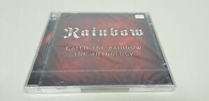 JJ9-RAINBOW-CATCH-THE-RAINBOW-THE-ANTHOLOGY-2-CD-NUEVO-PRECINTADO-LIQUIDACION