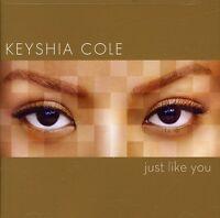 Keyshia Cole - Just Like You [new Cd] on Sale