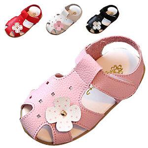 Sandales-Enfant-Fille-Chaussures-Nu-pieds-de-Princesse-Sabot-Mule-Synthetique