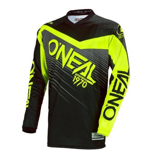 O/'Neal Element Racewear MX Moto Cross Jersey Shirt Enduro MTB Downhill Motorrad