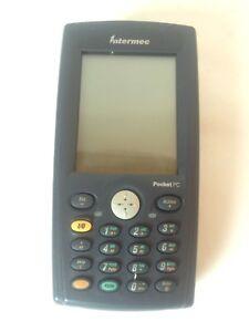 """Intermec 700 Mobile Pocket PC, Scanneur Laser - France - État : Occasion : Objet ayant été utilisé. Consulter la description du vendeur pour avoir plus de détails sur les éventuelles imperfections. Commentaires du vendeur : """"En bon état, il y a 2 petites rayures sur lécran( voir photos) il ma - France"""