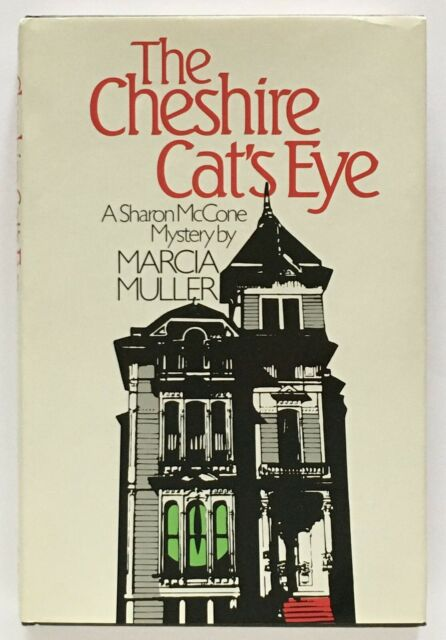 Marcia Muller: The Cheshire Cat's Eye SIGNED (INSCRIBED)