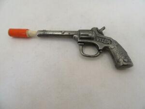 Vintage 1934 DENT VILLA Cast Iron Cap Gun