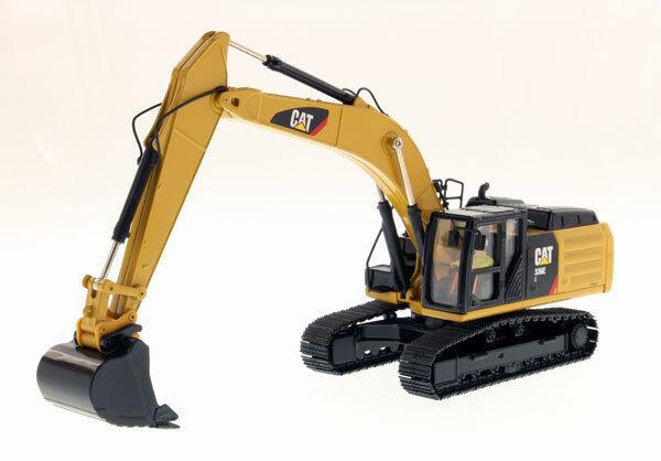 1 50TH CATERPILLAR CAT 85279 Diecast 336E H Hybride Excavateur hydraulique véhicules