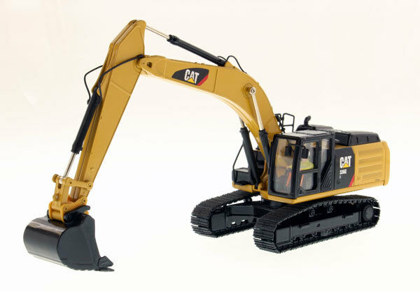 1 50TH Caterpillar CAT 85279 Diecast 336E H Hybrid Hydraulic Excavator Vehicles