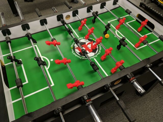 Warrior Products Wtst4004 Foosball Table For Sale Online Ebay