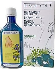 IKAROV® NATURAL OIL BURN FAT,ANTI-CELLULITE,SLIMMING CREAM/GEL LOSE WEIGHT 4.2oz