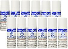 CryoDerm Soothing Pain Relief Roll On 3 Oz 12 PACK (EXP 11/2019)