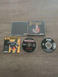 Matrox Mystique: Mechwarrior 2 + Scorched Planet, Matrox,  PC CD-ROM