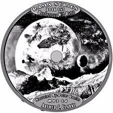 Arthur C. Clarke Odyssey & RAMA 8 UNABRIDGED Audio Books On MP3 Cds
