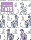 Zen Coloring - Cats by GMC (Paperback / softback, 2016)