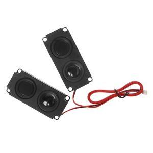 1-Pair-Audio-Speakers-1045-Sound-Speaker-LCD-TV-Loudspeakers-8-Ohm-5W-Portable