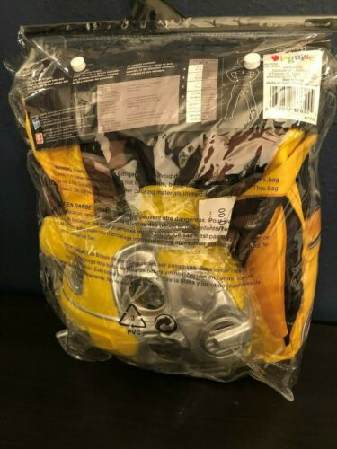 Disguise Bumblebee Classic Muscle Child Costume Yellow Medium 7-8 NEW