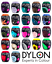 DYLON-Machine-Dye-Pods-350g-Full-Range-of-Colours-Available miniature 1