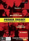 Pusher Trilogy (DVD, 2011, 4-Disc Set)