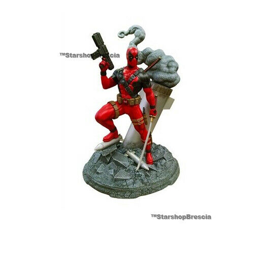 Marvel-Deadpool deluxe model kit diamond select