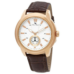 Lucien-Piccard-Duval-Dress-Mens-Watch-40032-RG-02S-BRW