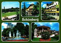 Schömberg , Schwarzwald ,Ansichtskarte