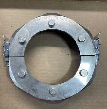 Split Ring Closure For Parr Reactor Glass Vessel 5100 Series